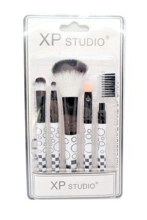 XP Studio 5'li Profesyonel Makyaj Fırça Seti