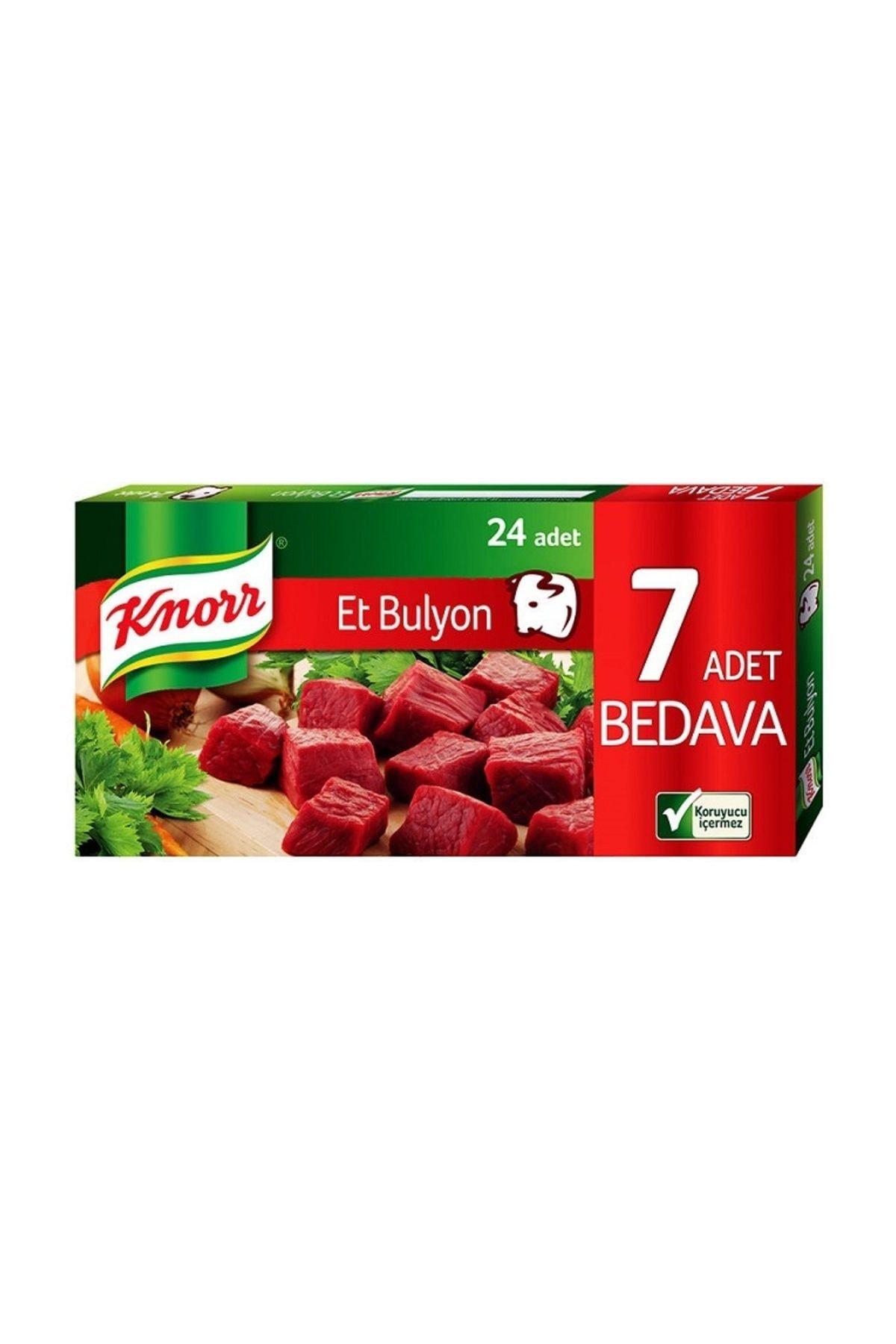 Knorr Et Bulyon 24'lü 12 lt 1