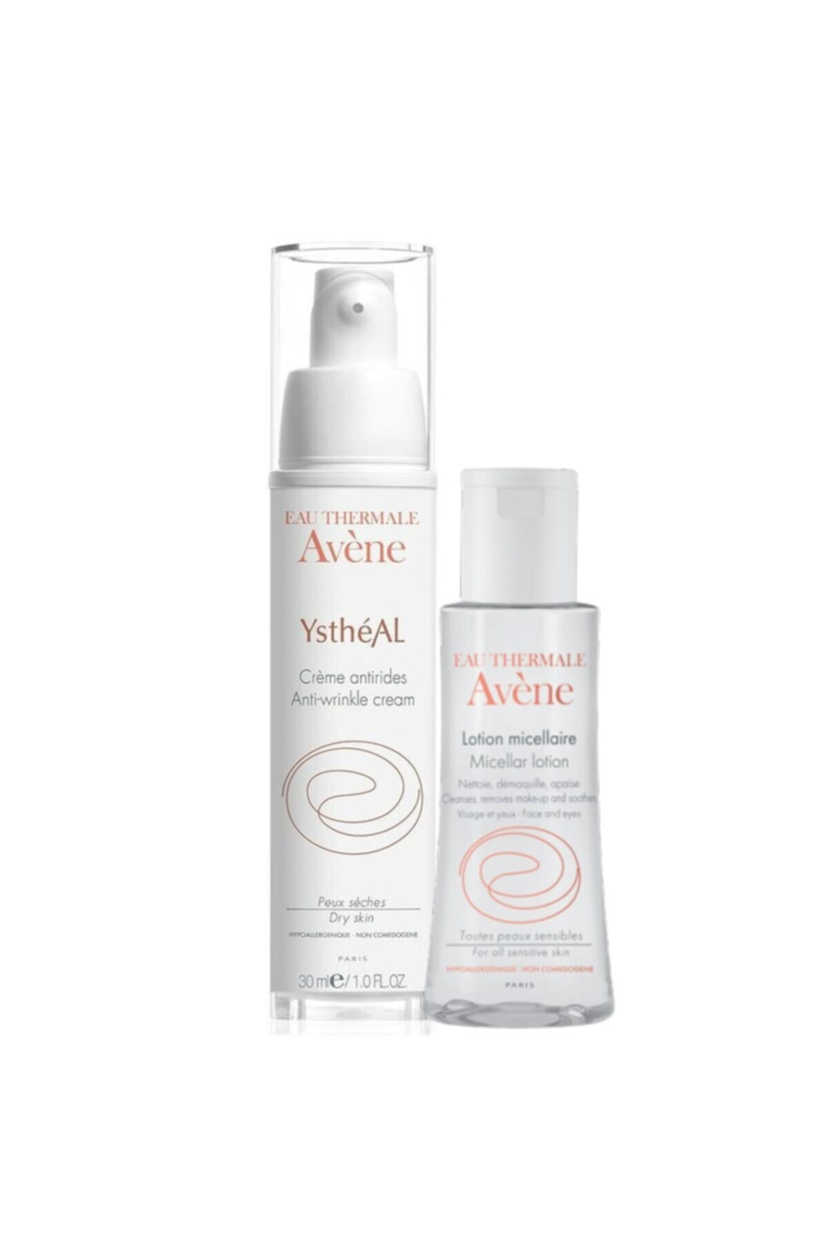 Avene Ystheal Emulsion 30 ml + Lotion Micellaire 100 ml 1