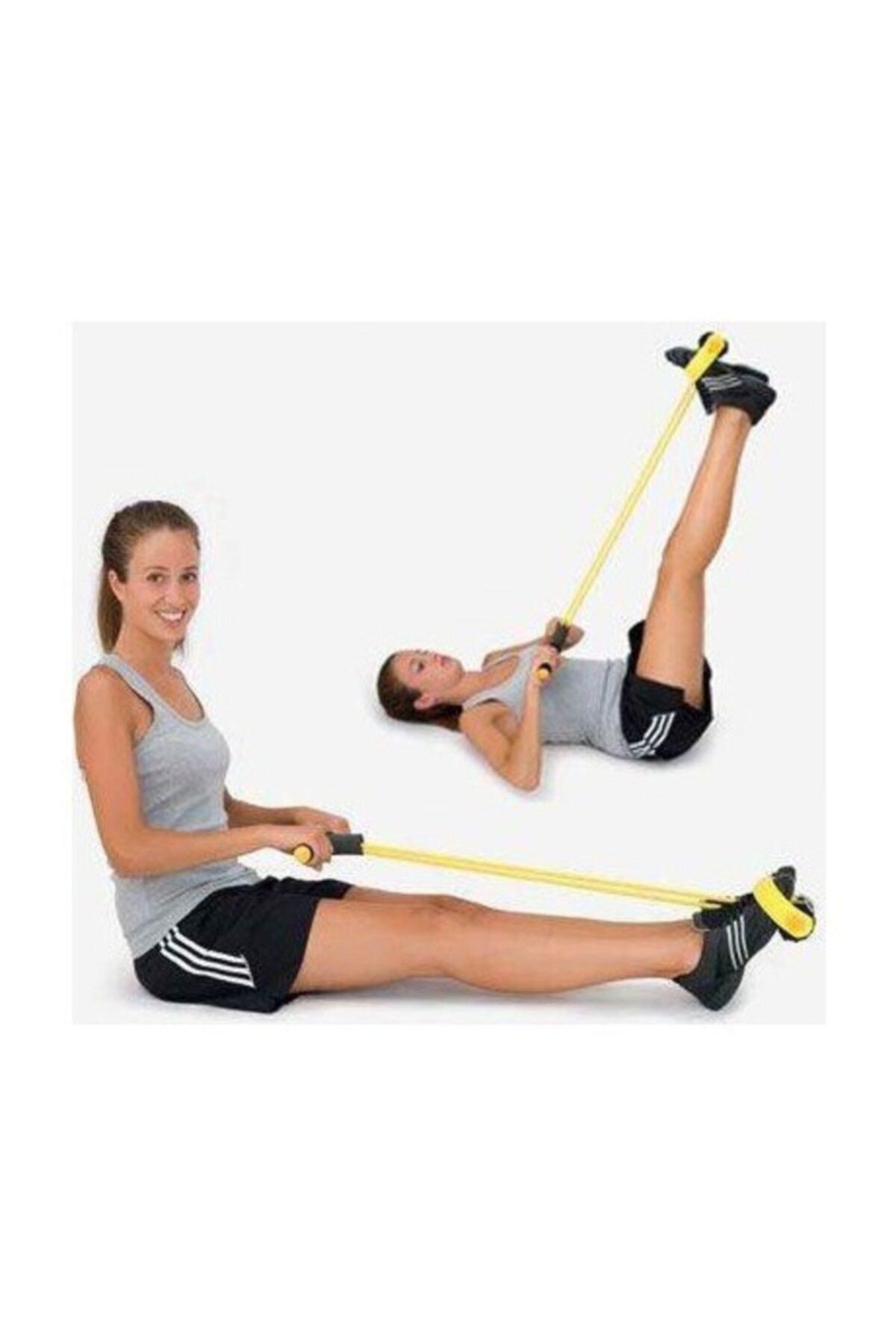 Altun Body Trimmer Karın Kası Geliştirici Yağ Yakıcı Egzersiz Spor Alet 2