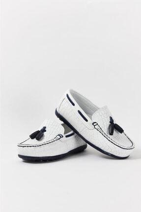 ChatonDor Erkek Çocuk Beyaz  Ayakkabı