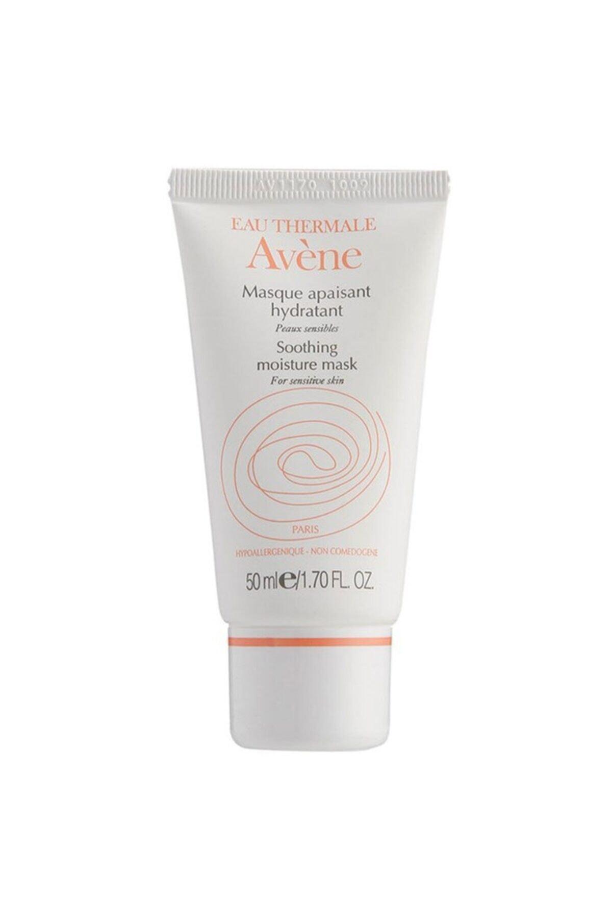 Avene Masque Apaisant Hydratant Nemlendirici Maske 50 ml 1