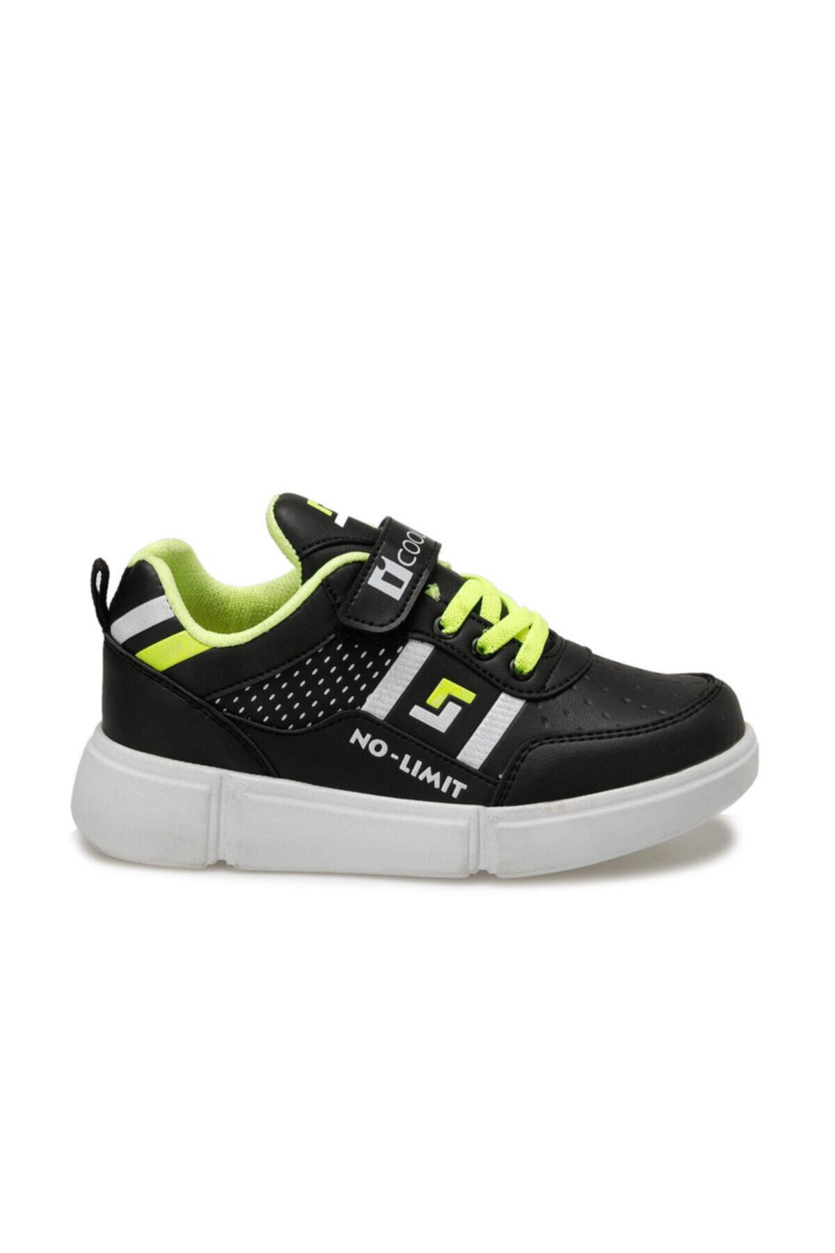 I COOL NOTE Siyah Erkek Çocuk Sneaker Ayakkabı 100516399 2
