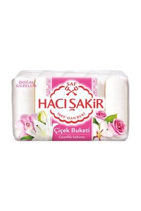 Hacı Şakir Güzellik Sabunu Çiçek Buketi 5X70gr
