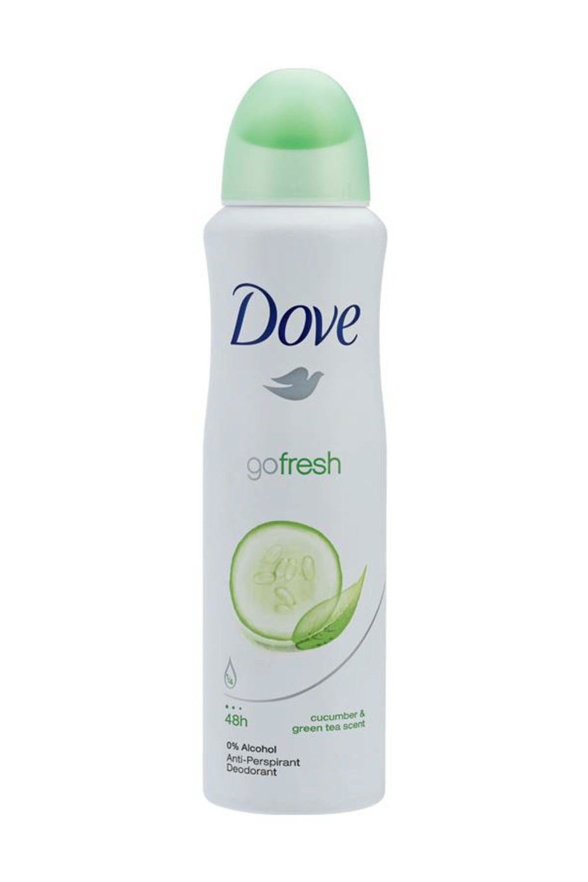 Dove Go Fresh Anti Perspirant Deodorant Sprey 150 ml 1