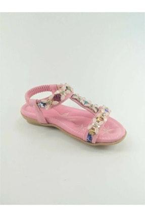Guja Pembe Ortopedik Çocuk Sandaleti 19y206