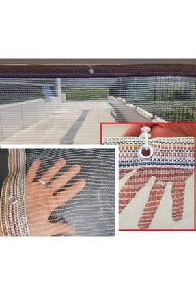 Asenya 2x7 m Balkon Kedi Koruma Dolu Misina Kuş Önleme Filesi