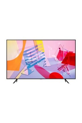 "Samsung 50Q60T 50"" 127 Ekran Uydu Alıcılı 4K Ultra HD Smart QLED TV"