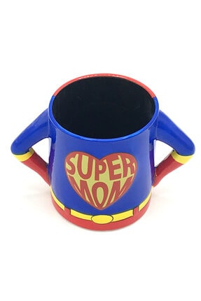 Bun Design Super Mom Kupa Bardak