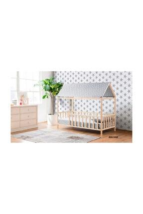 CaddeYıldız Montessori Yatak Gri - 800 Ngk