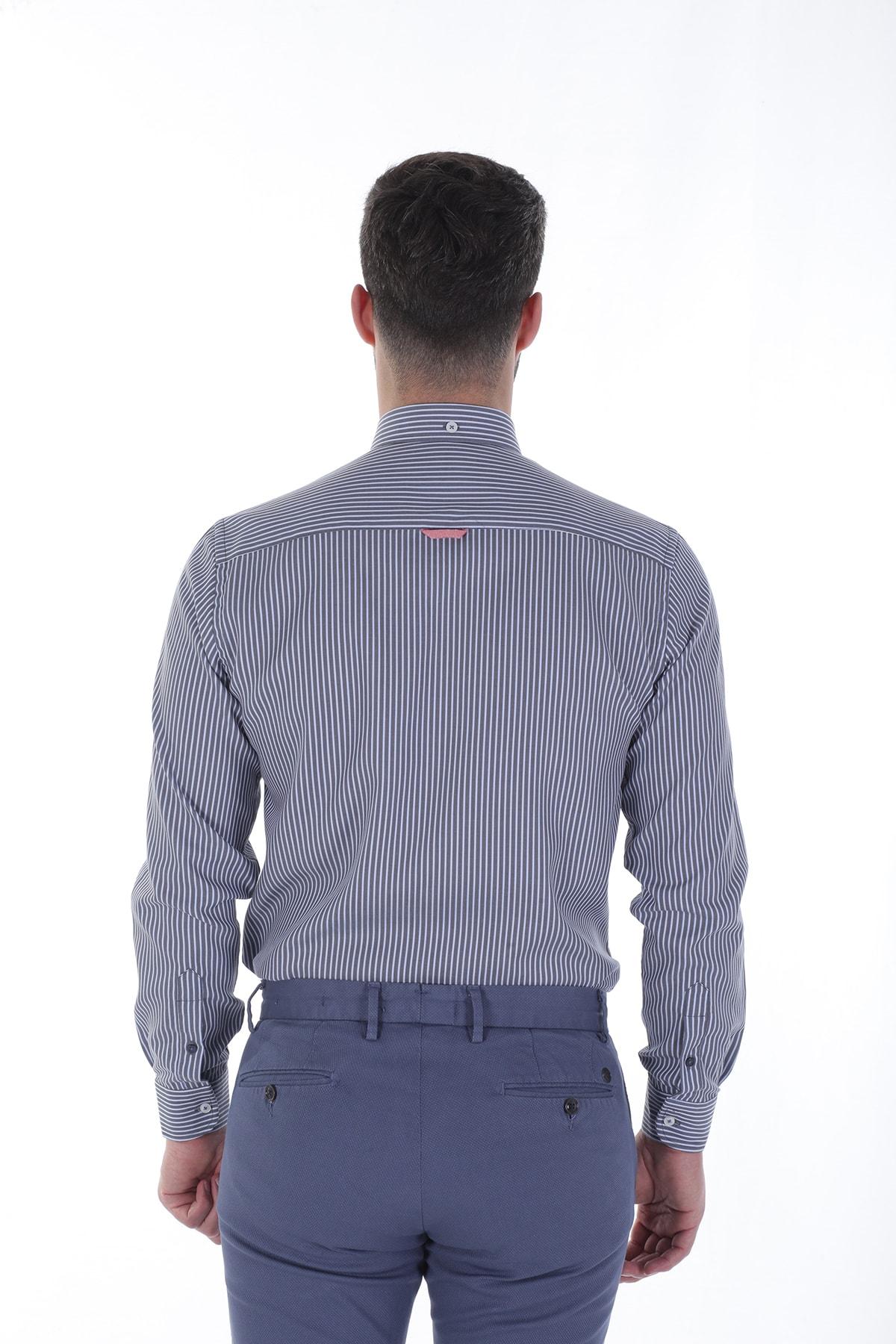 Diandor Uzun Kollu Erkek Gömlek V13 1912013 2