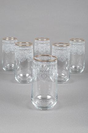 Rakle Helen 6'lı Meşrubat Bardağı Seti_470 cc