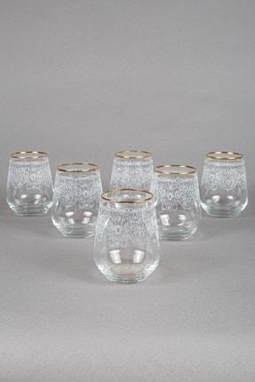 Rakle Helen 6'lı Su Bardağı Seti_425 cc
