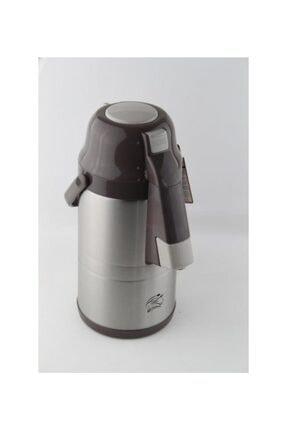 Cooker Ckr2009 Kahverengi 4,5 Ll Çelik Termos