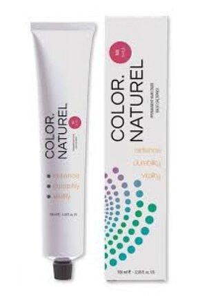 Color Naturel Kalıcı Saç Boyası 100 ml - 6.40 Koyu Doğal Bakır