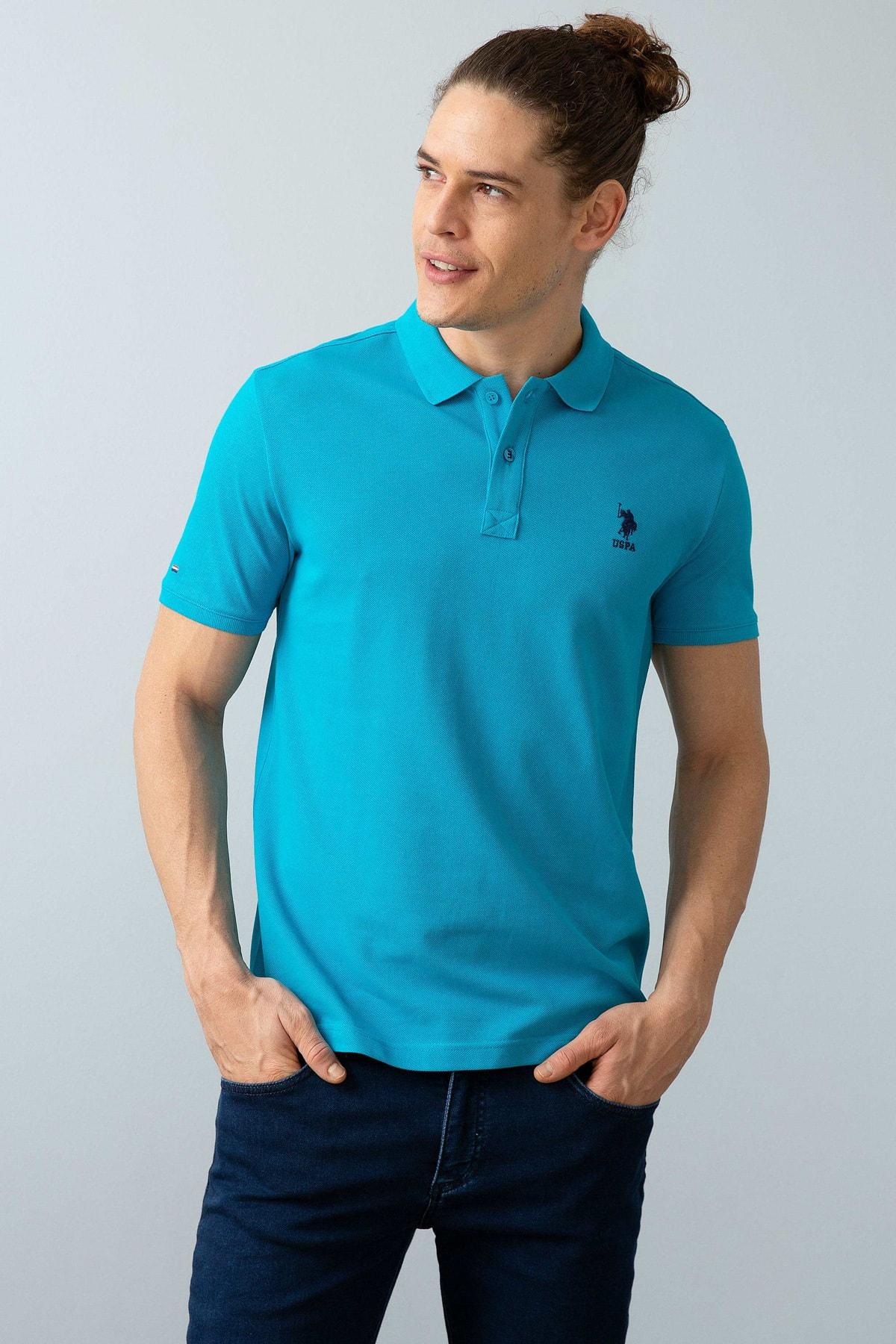 U.S. Polo Assn. Erkek Polo Yaka T-Shirt G081SZ011.000.739348 1
