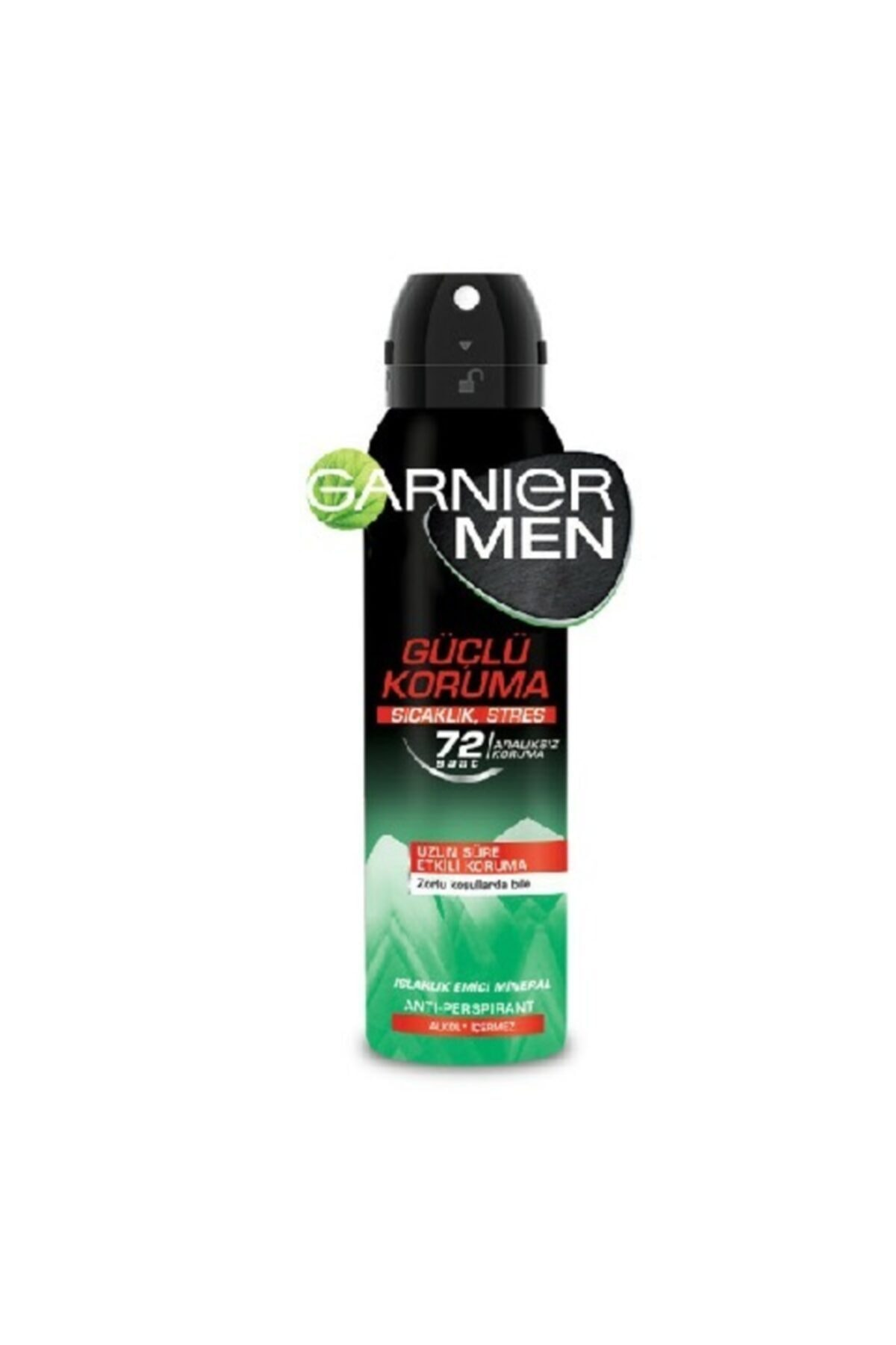 Garnier Men Güçlü Koruma Deodorant 150ml 1
