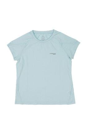 lumberjack W-18074 Cody Kk Tshırt Ba Mint Kadın T-shirt