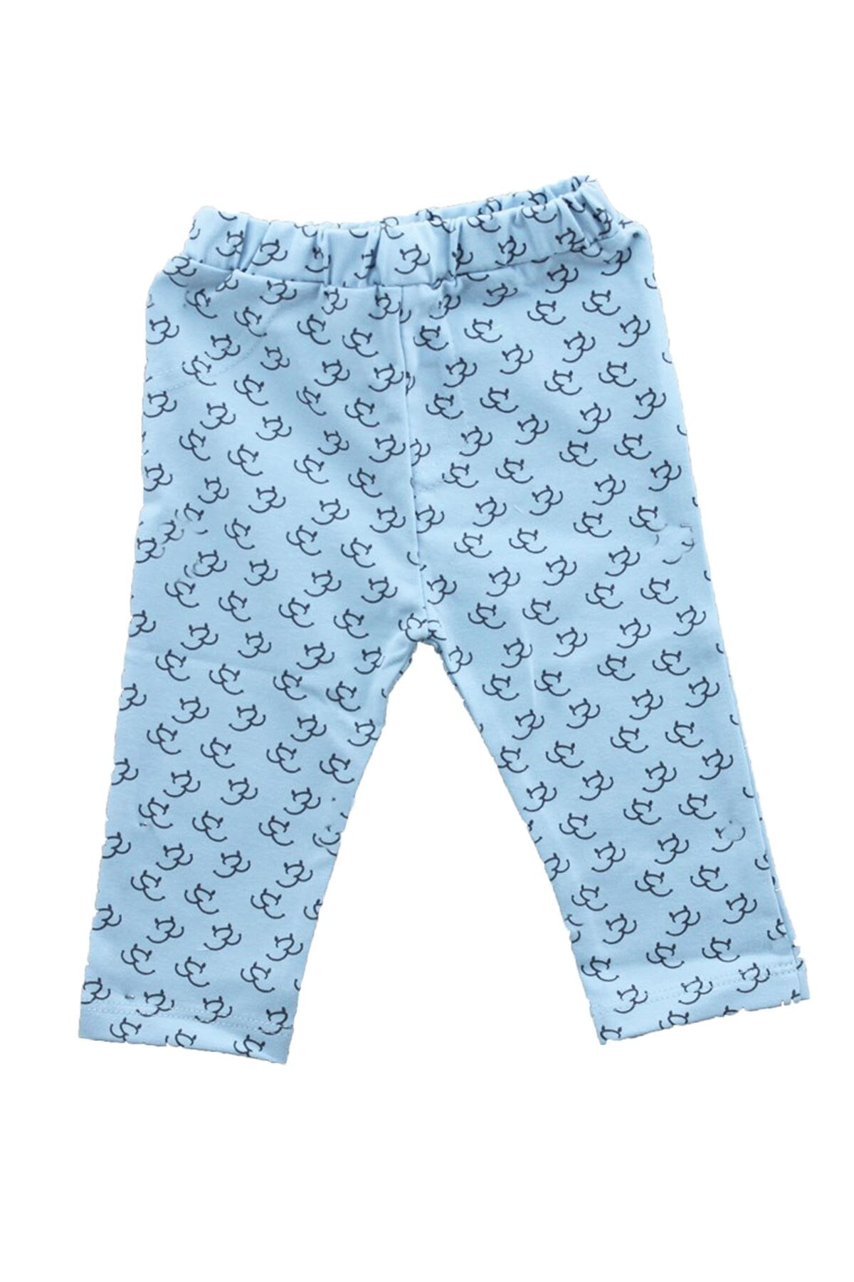 Uygun Sevimli Köpekçik Erkek Bebek Pantolonu 1