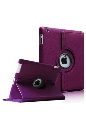 """Fibaks Apple Ipad Mini 3. Nesil 2014 7.9"""" Kılıf 360 Derece Dönebilen Standlı Tam Koruma Akıllı Kapak"""