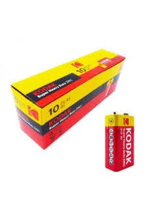 Kodak 9 W Kare Pil ( 2 Adet Gönderilir)