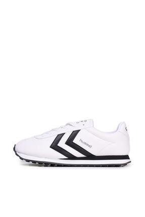 HUMMEL Hmlray Lifestyle Shoes Beyaz Siyah Erkek Sneaker Ayakkabı 100406441