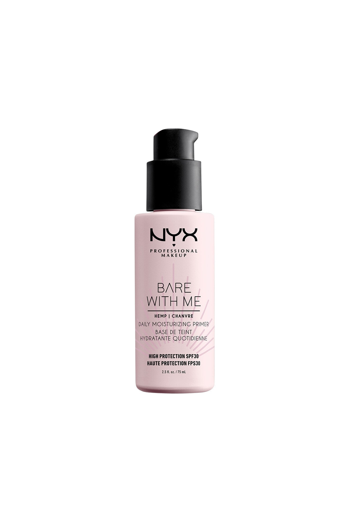 NYX Professional Makeup Bare With Me Cannabis Sativa Seed Oil Spf30 Primer 800897202118 1