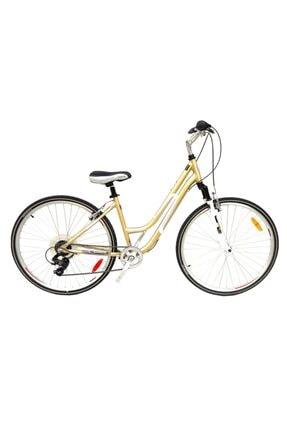 Coquet Accessories Infinity 28 Woman Şehir/tur Bisikleti - Sarı