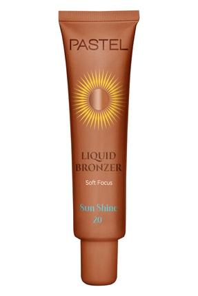 Pastel Likit Bronzer - Liquid Bronzer Sun Shine