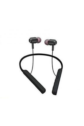 Platoon Siyah Boyun Askılı Bluetooth Wireless Kulaklık Pl-2124