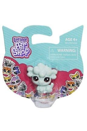 Littlest Pet Shop Hasbro Lıttlest Pet Shop Mini Tekli Miniş- E4612