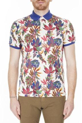 ETRO Erkek Beyaz Regular Fit Polo T Shirt 1y800 4062 990