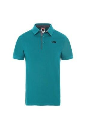 THE NORTH FACE Premium Polo Piquet Erkek T-shirt - T0cev4h1h
