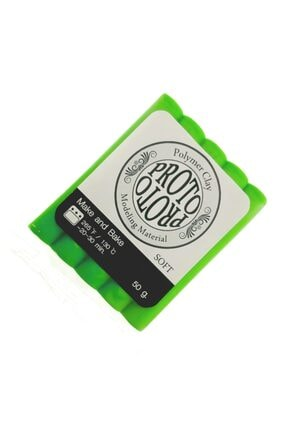 PROTO Polimer Kil 50 gram Açık Yeşil