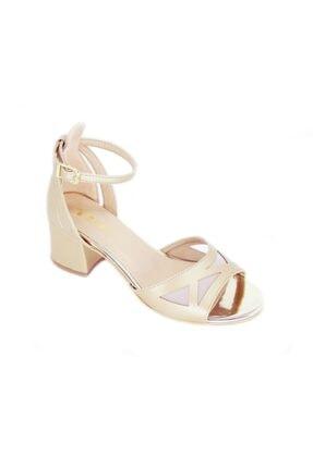 PUNTO 544747 Talın Topuk Yenı Sezon Kadın Ayakkabı