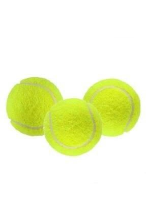 KIZILKAYA Tenis Topu 3'lü Set