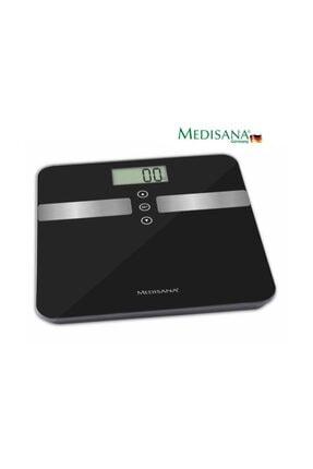medisana 48437 Baskül Cam Vücut Analizi Tam Kapsamlı  ( BEA ) yöntemiyle bazal metabolik oran ölçümü