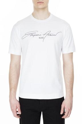 Emporio Armani Kadın Erkek T Shirt 3h1tn1 1jcqz F158
