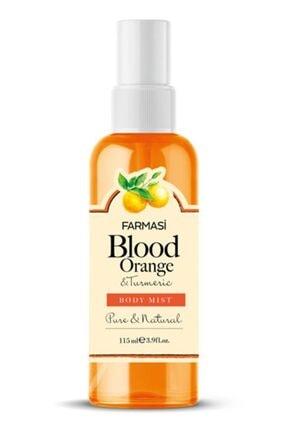 Farmasi Blood Orange Ve Turmenic Vücut Spreyi 115 Ml.