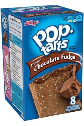 Oreo Pop Tarts Frosted Chocolate Fudge 416 Gr
