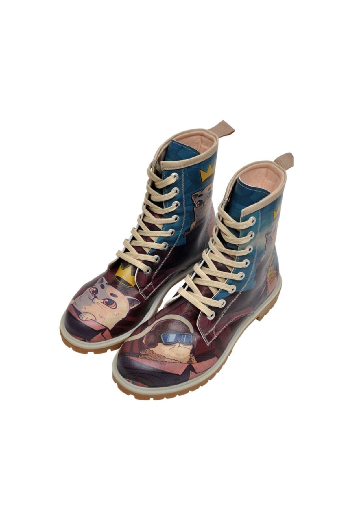 Dogo King Of The Hill / Long Boots Kadin Bot 1