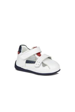 Vicco Ilk Adım Deri Ayakkabı Beyaz 918.e20y.017