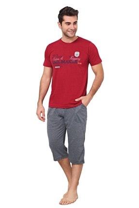 walkie Redsail Kırmızı/gri Pijama Takımı