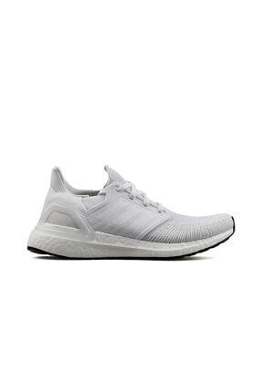 adidas Kadın Beyaz Ultraboost 20 W Koşu Ayakkabısı Eg0713