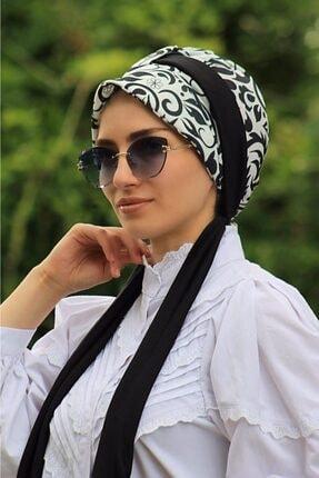Sahra Şal Dünyası Çilek Desenli Şapka Bone