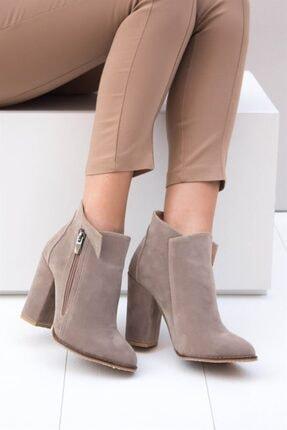 Fox Shoes Vizon Kadın Bot A922640802