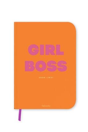Fabooks Girl Boss 2020—2021 Akademik Planlayıcı