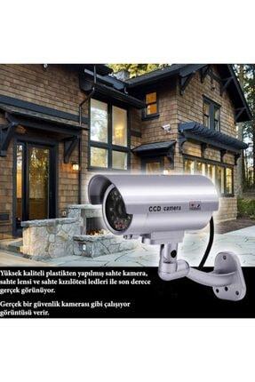 ustuneyok I Iç Ve Dış Mekan Için Sahte Güvenlik Kamerası