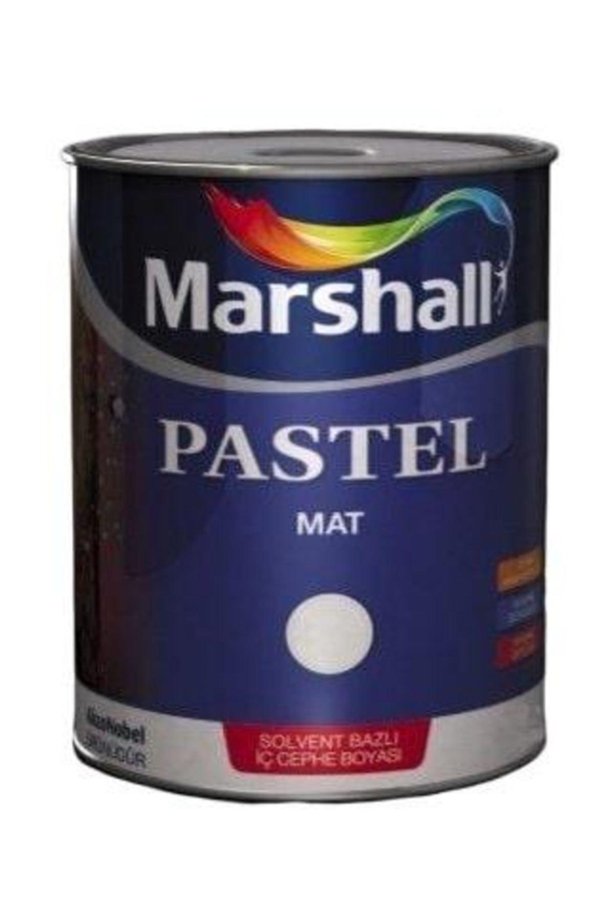 Marshall Pastel Mat Siyah Boya 2.5Lt 1