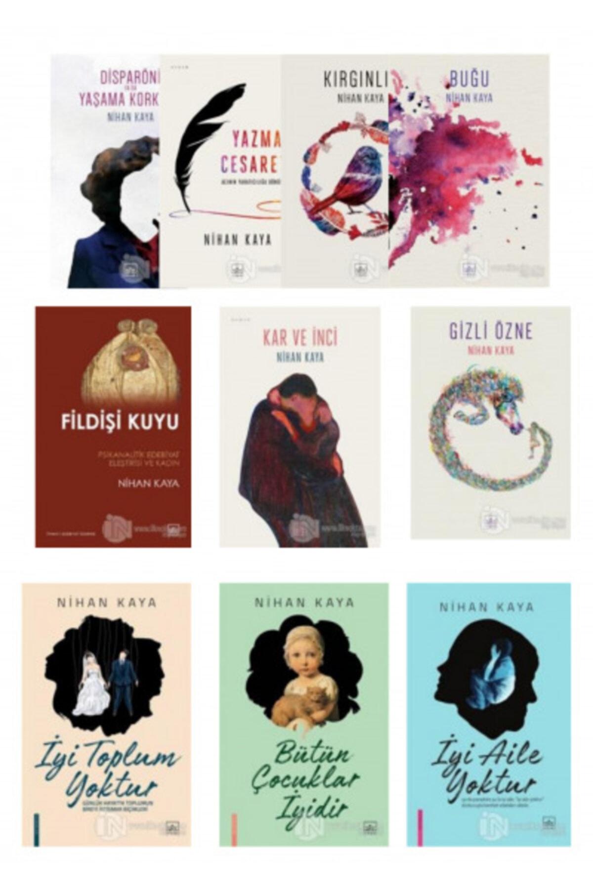 İthaki Yayınları Nihan Kaya 10 Kitap Takım 1